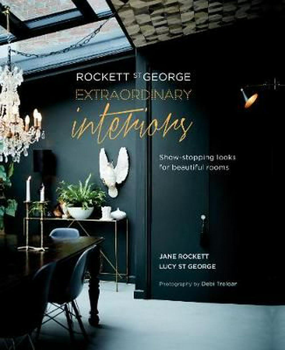 BOOK - Extraordinary Interiors