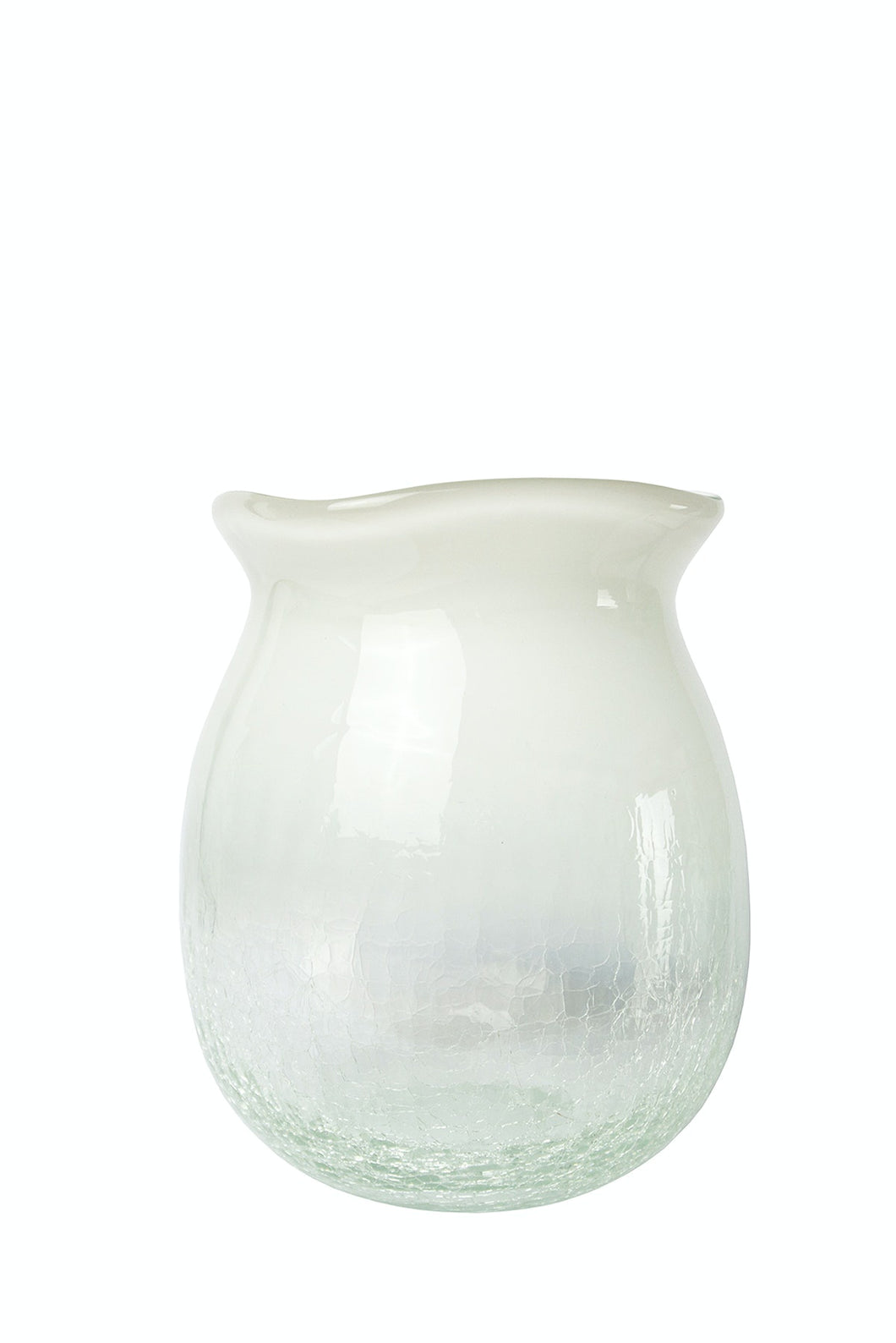 Vase - Shaded White - 22cm