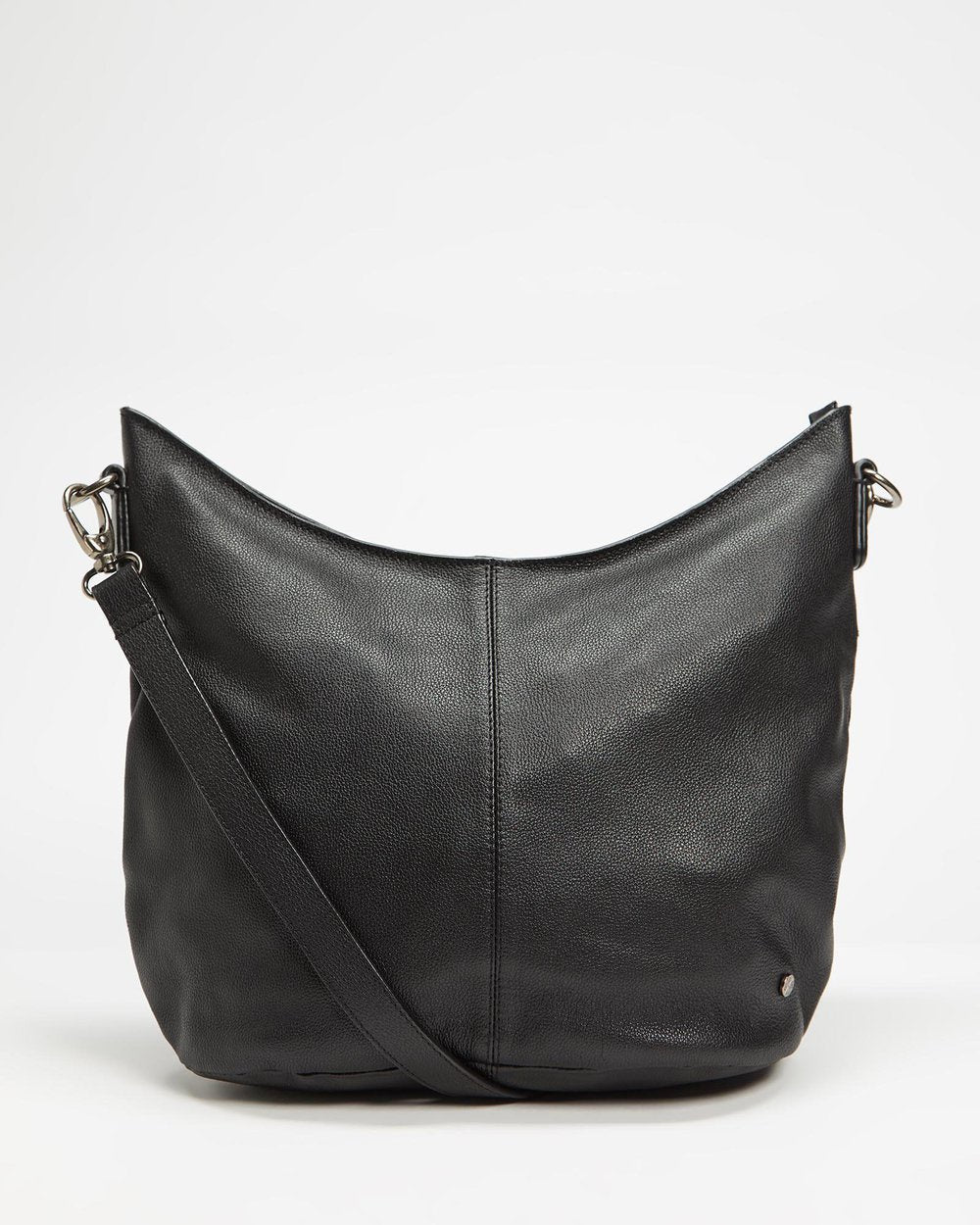 Bag - Frankie - Black Leather