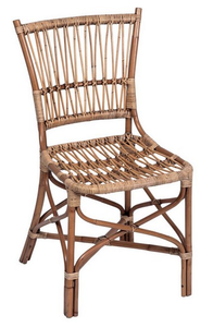 Wicker Chair - Natural