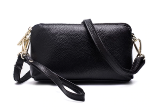 Bag - Leather Crossbody Small