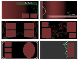 25 Rose StoryBoard Templates