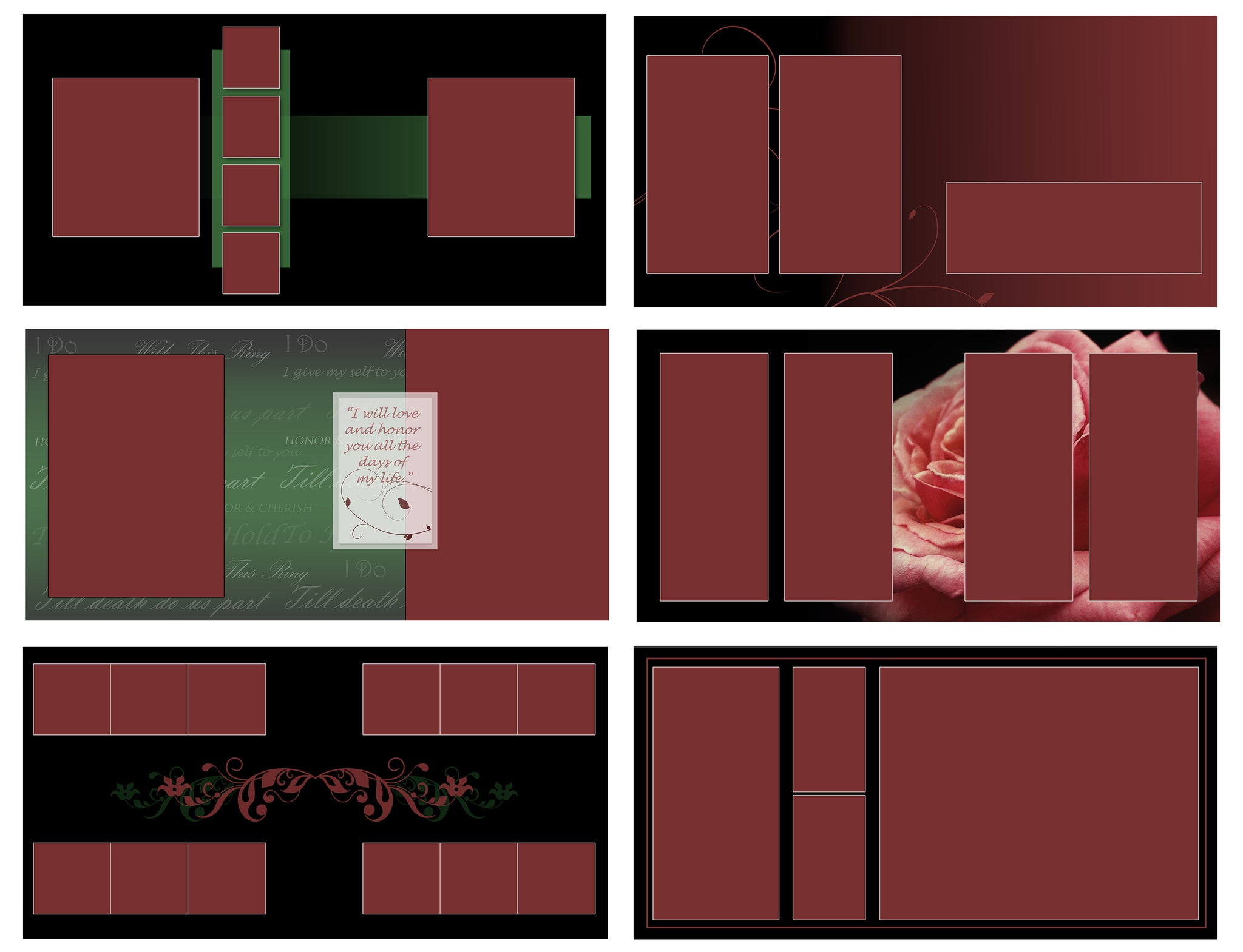 25 Rose StoryBoard Templates 2