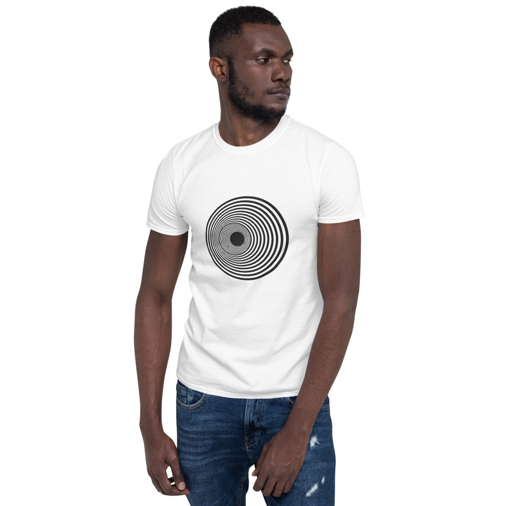 Wormhole Unisex T-Shirt
