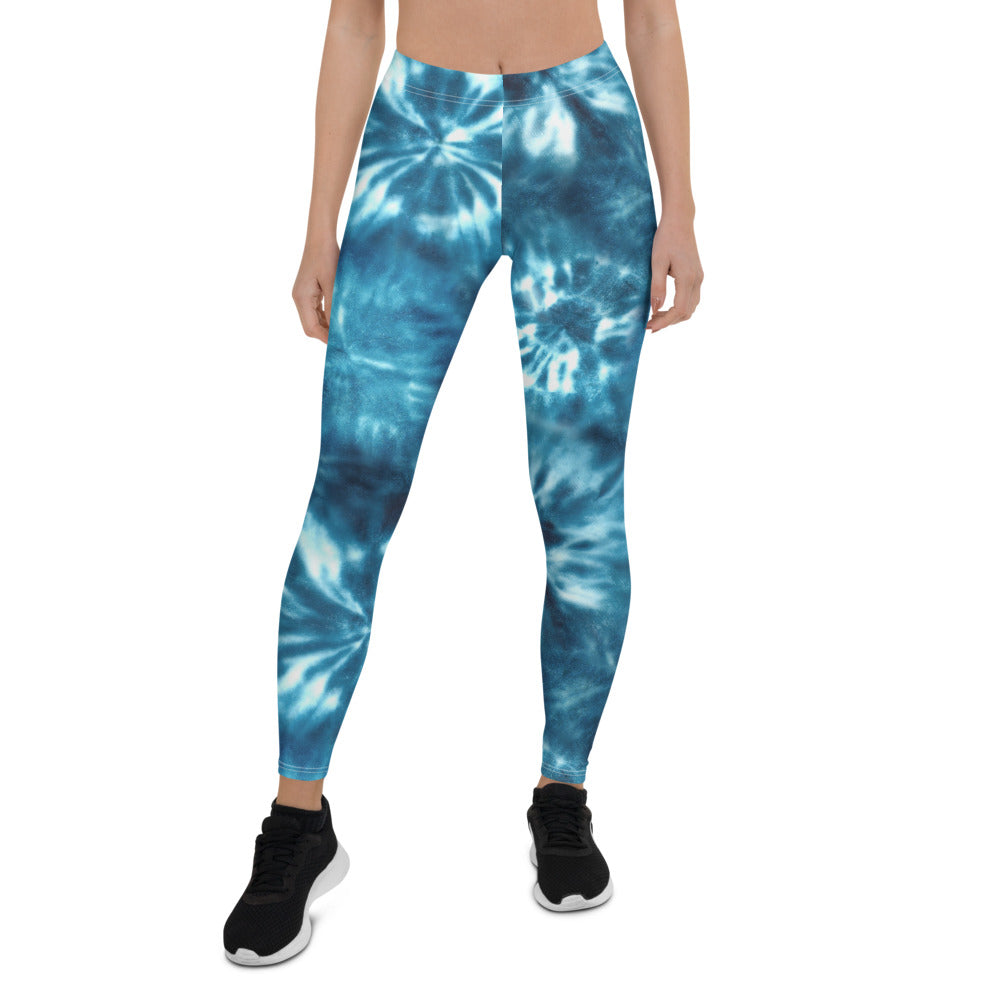 Totally Tie Dye Leggings