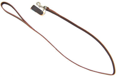 Circle T Latigo Leather Lead