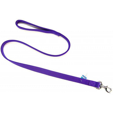 Coastal Pet Double Nylon Lead - Purple