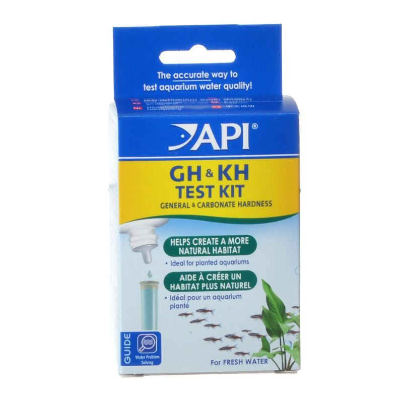 API Freshwater Hardness GH & KH Test Kit