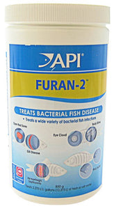 API Furan-2 Powder Anti-Bacterial Fish Medication