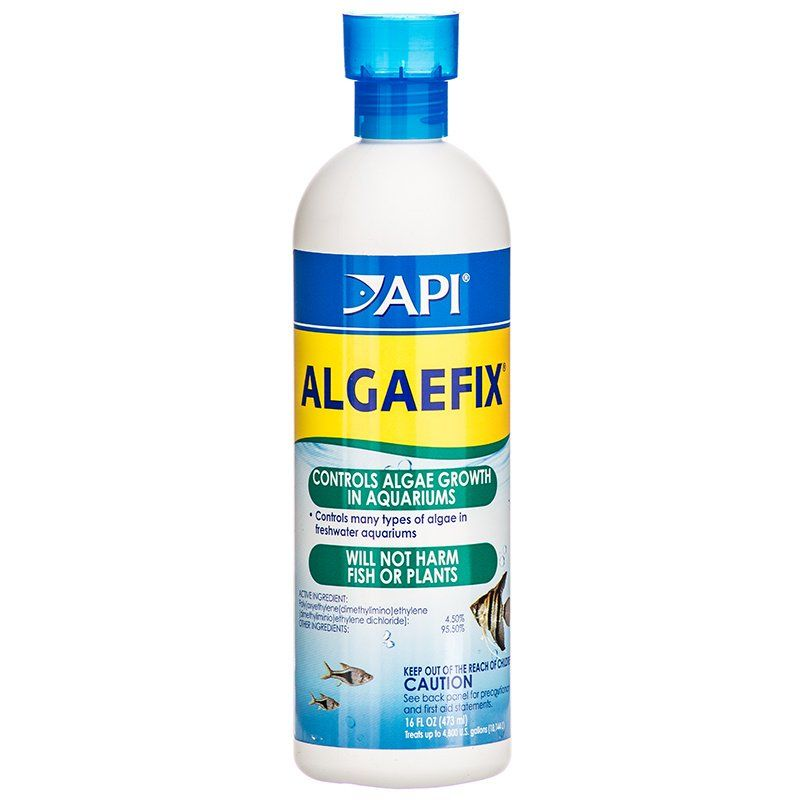 API AlgaeFix for Freshwater Aquariums