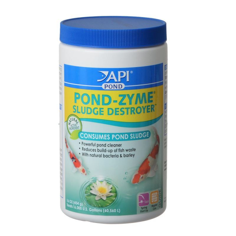 PondCare Pond Zyme with Barley Heavy Duty Pond Cleaner