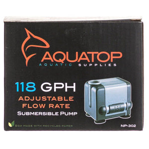 Aquatop Submersible Aquarium Pump