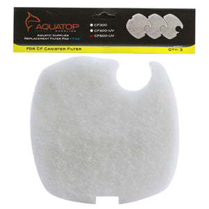 Aquatop Replacement Fine Filter Pads