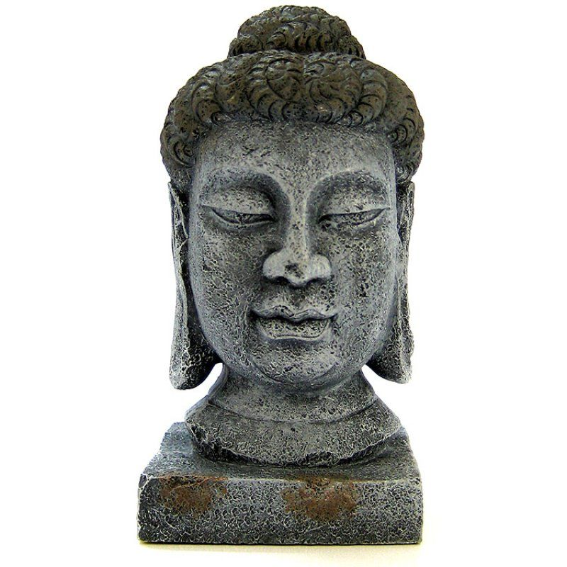 Blue Ribbon Oriental Buddha Head
