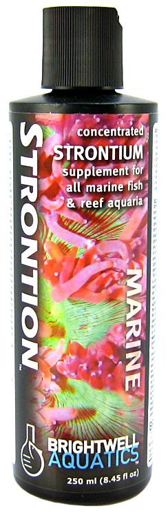 Brightwell Aquatics Strontion Liquid Reef Supplement