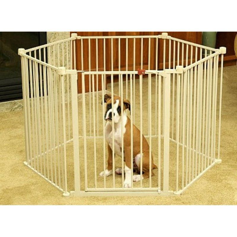 Carlson Pet Gates Convertible Pet Yard