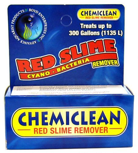 Boyd Enterprises Red Slime Chemi Clean