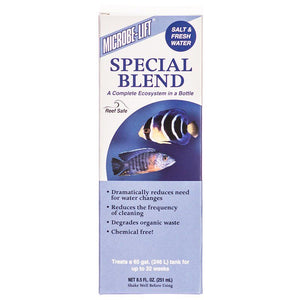 Microbe-Lift Salt & Fresh Special Blend Water Care