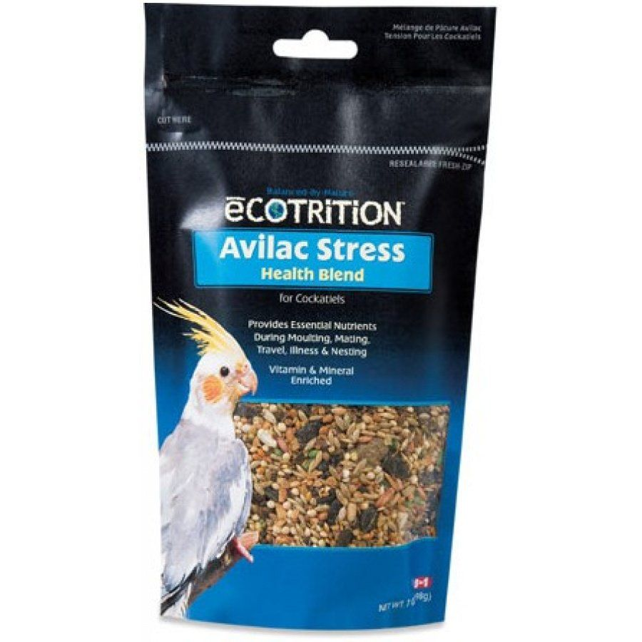 Ecotrition Avilac Stress Health Blend - Cokatiels