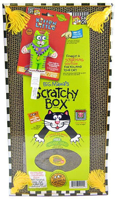 Fat Cat Big Mama's Double Wide Scratchy Box