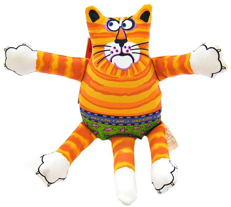 Fat Cat Mini Terrible Nasty Scaries - Assorted