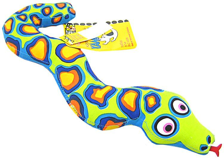 Fat Cat Doggie Hoots The Incredible Strapping Yankers Dog Toy - Assorted