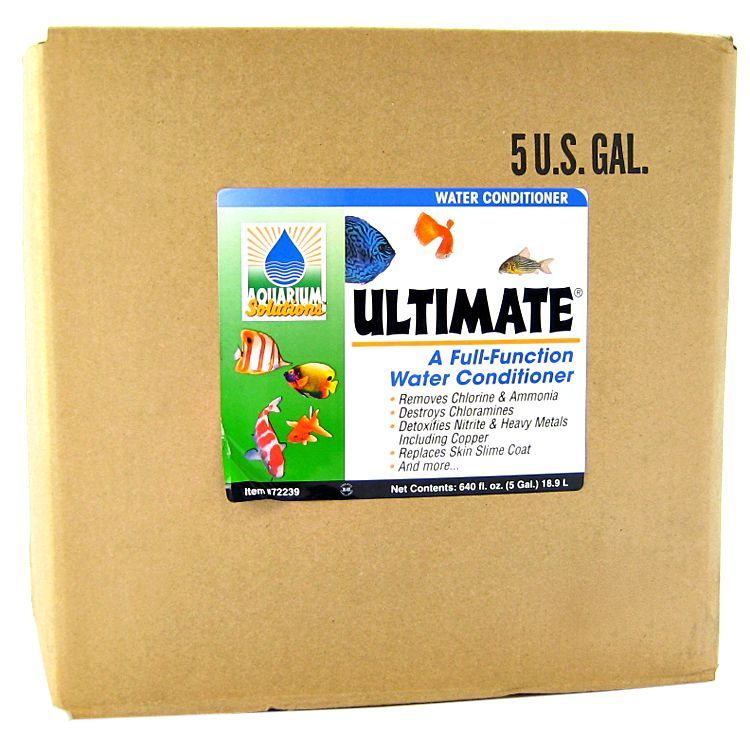Aquarium Solutions Ultimate Water Conditioner