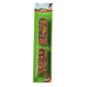 Kaytee Fiesta Fruit & Vegetable Treat - Rabbit