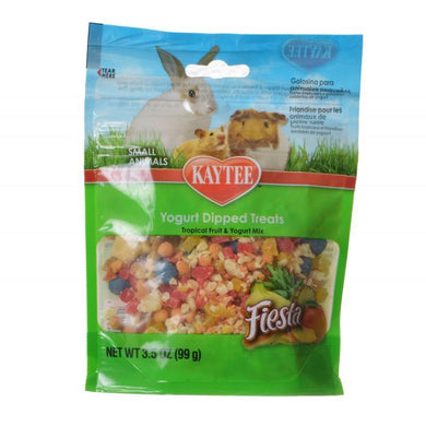 Kaytee Fiesta Tropical Fruit & Yogurt Mix - Small Animals
