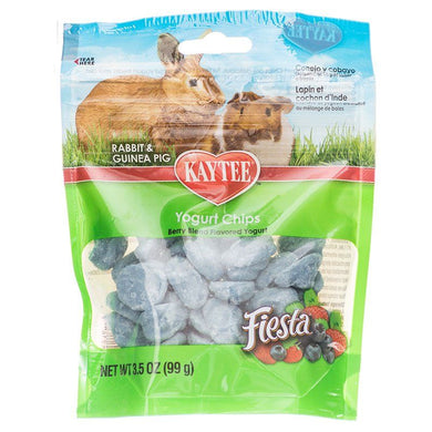 Kaytee Fiesta Yogurt Chips - Rabbits & Guinea Pigs
