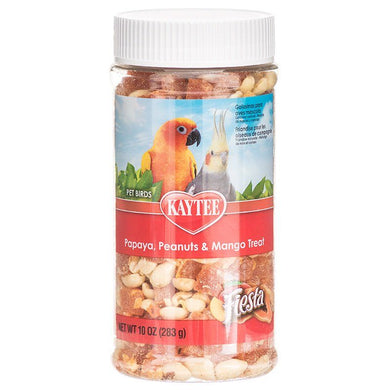 Kaytee Fiesta Papaya, Peanut & Mango Treat - Pet Birds