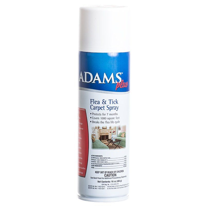 Adams Plus Inverted Carpet Spray