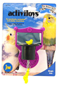 JW Insight Magic Hat - Bird Toy
