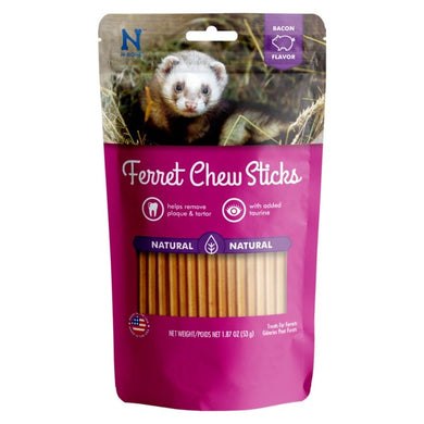 N-Bone Ferret Chew Sticks Bacon Flavor
