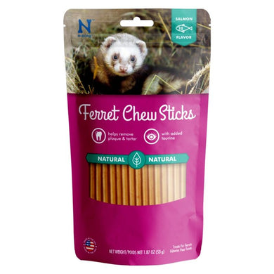 N-Bone Ferret Chew Treats - Salmon Flavor