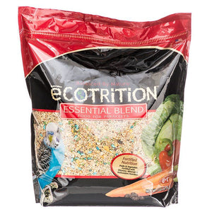 Ecotrition Essential Blend Diet for Parakeets