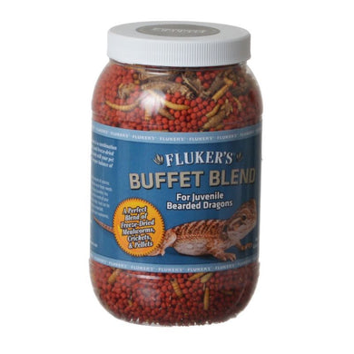 Flukers Buffet Blend for Juvenile Bearded Dragons