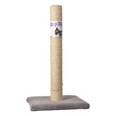 Classy Kitty Cat Sisal Scratching Post