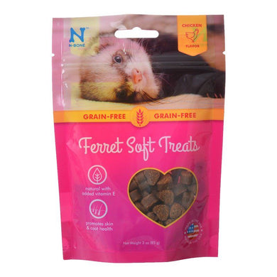 N-Bone Ferret Soft Treats - Chicken Flavor
