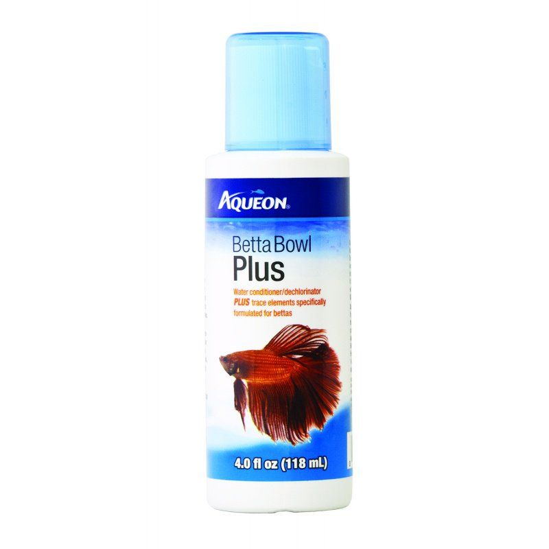 Aqueon Betta Bowl Plus
