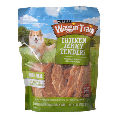 Purina Waggin Train Chicken Jerky Tenders