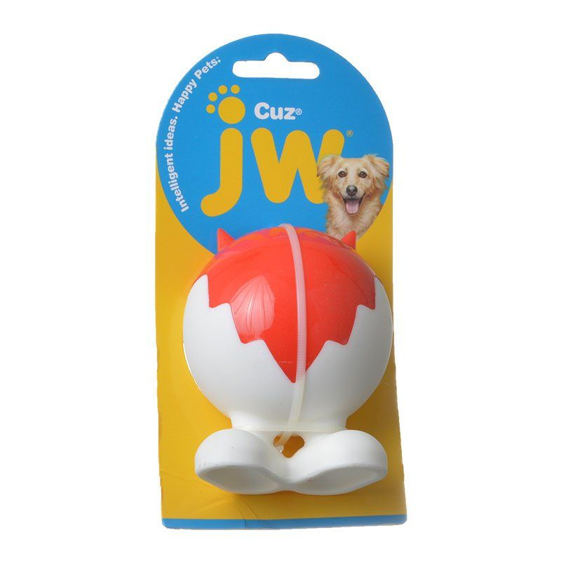 JW Pet Zig Zag Cuz Dog Toy