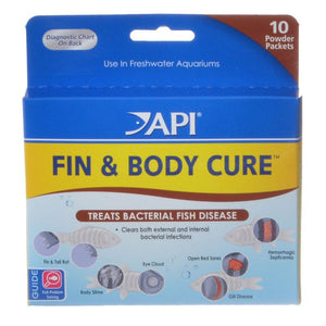 API Fin & Body Cure