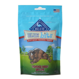 Blue Buffalo Blue Bits Soft-Moist Training Treats - Tender Beef Recipe