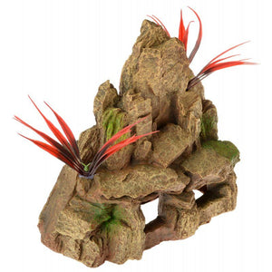 Exotic Environments Rock Cave Mountain Ornament
