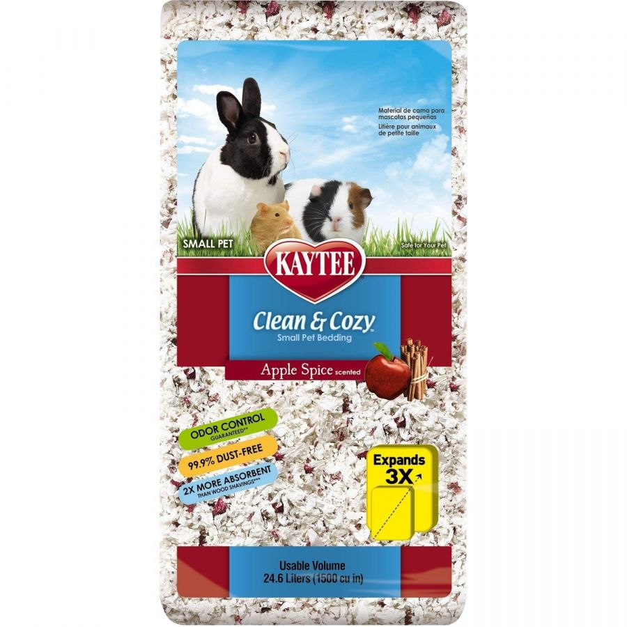 Kaytee Clean & Cozy Apple Spice Small Pet Bedding