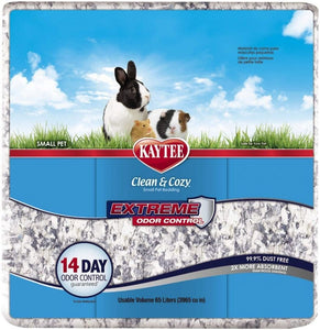 Kaytee Clean & Cozy Extreme Odor Control Small Pet Bedding