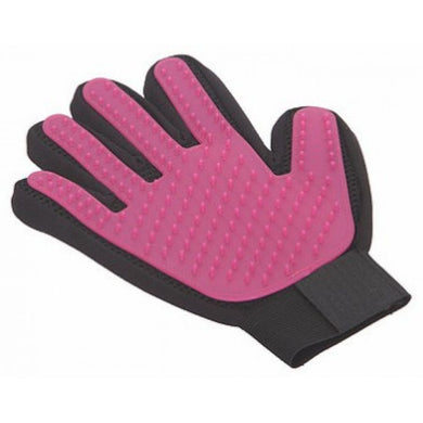 Pet Pals Pink Cat's Brush Glove
