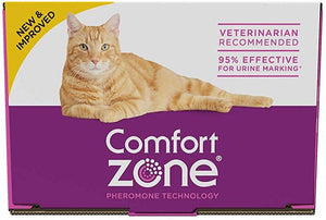 Comfort Zone Calming Diffuser Refills for Cats & Kittens