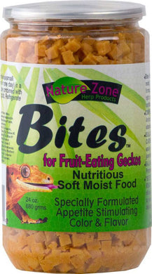 Nature Zone Bites for Fruit-Eating Geckos